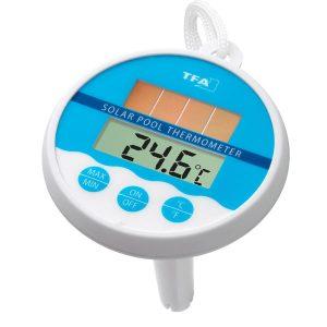 TFA Solar digitale zwembadthermometer