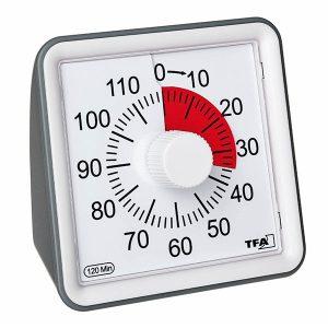 TFA Keuken timer visual