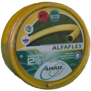 Alfaflex tuinslang geel 50 meter