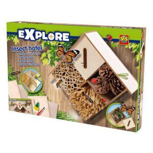 Ses Explore Insectenhotel bouwpakket
