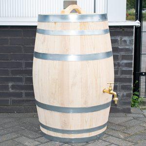 Regenton kastanjehout 150 liter