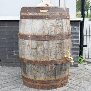 Regenton Whisky eikenhout 190 liter