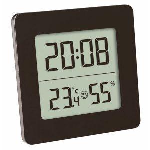 TFA thermo-hygrometer en wekker